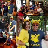 Pokemon Go Bar Crawl