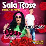 Sesión Sala Rose 9 Marzo