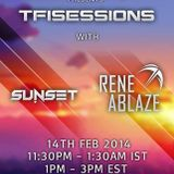 Rene Ablaze Guest Mix for Trance For Infinity