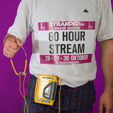 Nuno Dos Santos X Stranded FM Weekender Marathon 28 october 2016