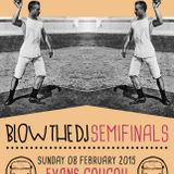 Stergios Sigma @ Blow the DJ 2014 semifinals/PH2