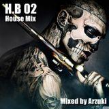 Arzuki - Hardblack 002 House Mix (07.07.2014)