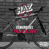 HazDF No. 15 - Semana del 7 al 13 de julio