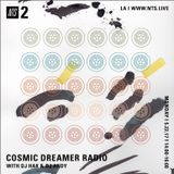 Cosmic Dreamer Radio - 22nd May 2017