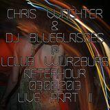 Chris Wächter, DJ Blueglasses - LClub Würzburg 03.08.2013 LIVE Part 2