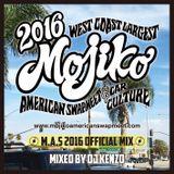 MOJIKO AMERICAN SWAP MEET OFFICIAL MIX 2016 MIXED BY DJ KENZO