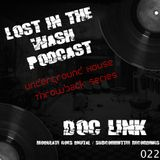 LOST IN THE WASH PODCAST 022 - DOC LINK