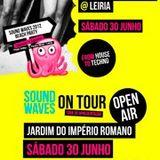 Pitts - Sound Waves on Tour @ Jardim do Imperio Romano (Marinha Grande, Leiria) 30-06-2012