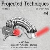 Projected Techniques Vol. 4 (Recorded LIVE on APFM)