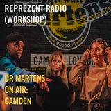 Reprezent Radio - DJ workshop | Dr. Martens On Air : Camden