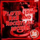 Played some RnB & Rocksteady records | 21.4.2020