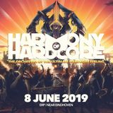 Bass-D @ Harmony of Hardcore 2019 - Warm-up Mix