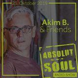Absolut Soul Show /// 23.10.2019 on SOULPOWERfm