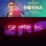 Opening Set for BOBINA - Foundation, Seattle, 4-19-14