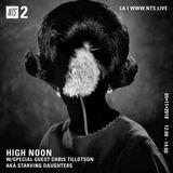 High Noon w/ Dina J and Chris Tillotson - 11th May 2018