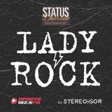 LADY ROCK (2019, by Stereoigor) ##01-04: Grimes, Kovacs, Amy Winehouse, Alison Mosshart