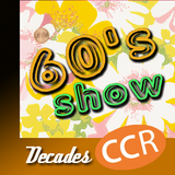 60's Show - @CCRFusion - 24/07/16 - Chelmsford Community Radio