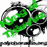 4-16-13 Psychoradio.org Live recording Dj Kyng of Thievez Dankest Minds Leeking into The Sun