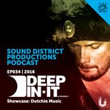 Deep In It - EP 034 | Live @ La Botika - Lima, Peru