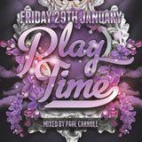 PLAY TIME - Jan 2016 Mix CD