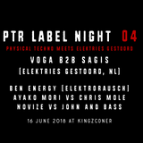 Ayako Mori vs Chris Mole at PTR Label Night 04, 16 June 2018 Aachen Germany