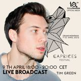 TIM GREEN - CAPRICES FESTIVAL 2016 @ SWITZERLAND - APRIL 2016