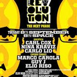 JUSTIN HARRIS - LIVE FROM THE SUNSET TERRACE AT CARL COX, SPACE IBIZA - 8TH SEPT 2015 - IBIZA SONICA