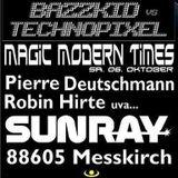 BaZZkid and TechnoPixel MMT -Techno Set 06. Okt 2012