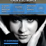 Lady M @ Queima das Fitas 2014 - Tenda Electrónica Dream Sounds Prod & Digipro Academy