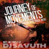 JOURNEY of MOVEMENTS (Special 2 Hour Mix by DJ SAVUTH)