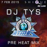 DJ TYS - The gates are open (classixx)