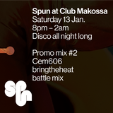 Spun at Club Makossa – Promo Mix #2 Cem606 bringtheheat.com battle mix 2007