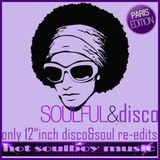 soulful&disco only 12inches & re-edits of disco and soul part1