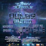 Jordy Jurrius - Pulse Liquid Episode 008 (incl. guest mix John Sane)