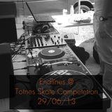 Endlines @ Totnes Skate Competition (29/06/13)