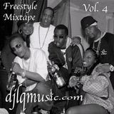 DJ LQ Freestyle Mixtape Vol 4