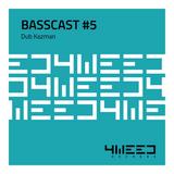 4Weed Basscast #5 - Dub Kazman