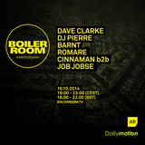 Dave Clarke @ Boiler Room Amsterdam Dance Event (ADE 2014) - 16.10.2014