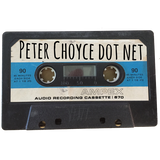 "Peter Choyce on ""No Commercial Potential"", WZBC, Feb 28, 1991"