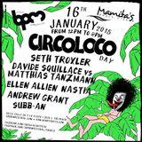 Nastia  -  Live At Circoloco, Mamitas (The BPM Festival 2015, Mexico)  - 16-Jan-2015