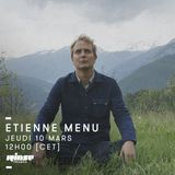 Etienne Menu : Spéciale Ocora - 10 mars 2016