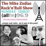 Mike Zodiac Rock'n'Roll Show 12_02_17