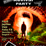 FAUFI Live-DJ-Set@WALFISCH Revival Party (13.02.2015)