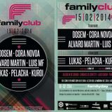 Lukas at Family Club 15 02 2014 SPN
