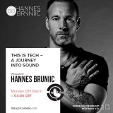 HANNES BRUNIIC - This Is Tech - Ibiza Global Radio Show - March 2018