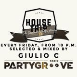 Giulio C - House Trip - 11 march 2016 - Podcast #47