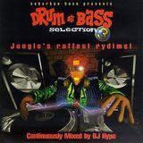 DJ Hype Drum & Bass Selection. 3 Jungle's Ruffest Rydims 1994
