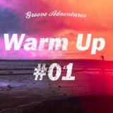 Warm Up #01 - House Mini Mix (Live)
