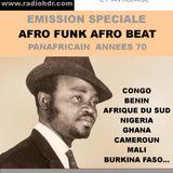 Emission spéciale AFRO FUNK PANAFRICAIN années 70 de BLACK VOICES Radio Hdr Rouen 01/2016