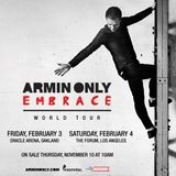 Armin van Buuren – Live @ Armin Only Embrace (Oracle Arena Oakland, United States) – 03-FEB-2017